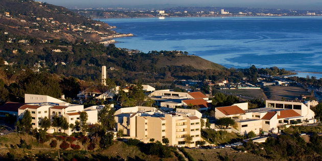 Pepperdine's Campus