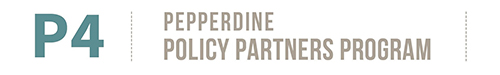 Pepperdine Policy Partners Program logo