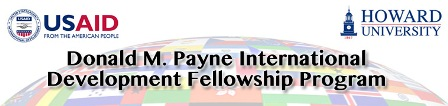 Donald Payne Fellows logo - Pepperdine University