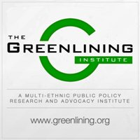 The Greenlining Institute wordmark - Pepperdine University