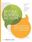 Beyond Business as Usual - Pepperdine University