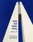 Faith and Public Policy conference - Pepperdine University