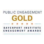 Public Engagement Gold Badge