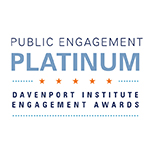 Public Engagement Platinum Badge