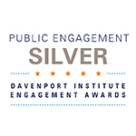 Public Engagement Silver Badge
