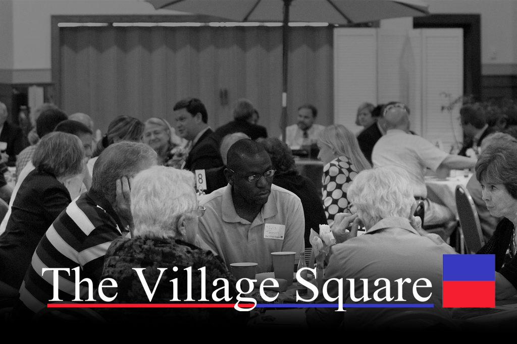 The Village Square logo - Pepperdine University