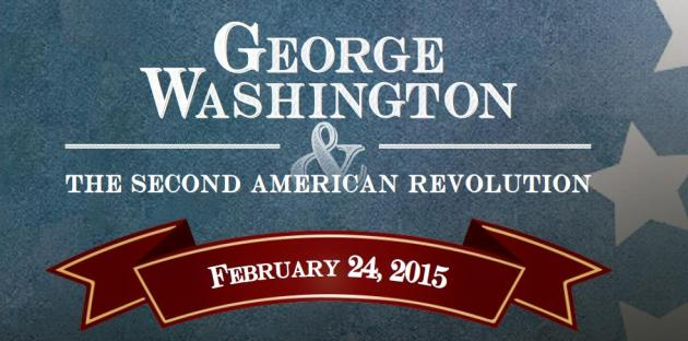 George Washington and the Second American Revolution ad - Pepperdine University