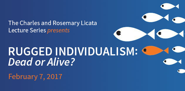 Rugged Indvidualism ad - Pepperdine University