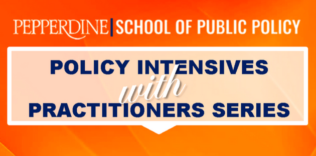 Policy Intensives with Practitioners Banner