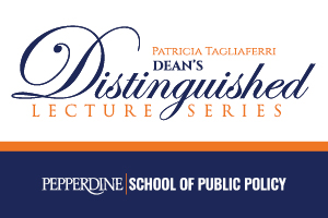 Tagliaferri Lecture - Pepperdine University