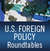 Weekly U.S. Foreign Policy Roundtables with Bruce Herschensohn ad - Pepperdine University