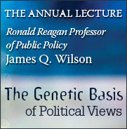 The Genetic Basis of Political Views ad - Pepperdine University