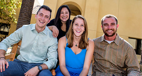 Pepperdine MPP students
