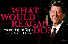 """What Would Reagan Do?"" ad - Pepperdine University"