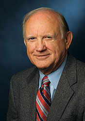 James R. Wilburn, Dean of School of Public Policy