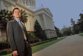 Careers in Public Policy 	   Deputy Chief of Staff City of San Diego, California San Diego, California
