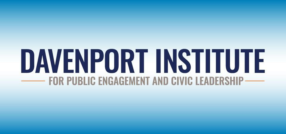 Davenport Institute for Public Engagement and Civic Leadership logo