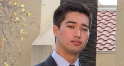 Alexander Shaw headshot - Pepperdine University