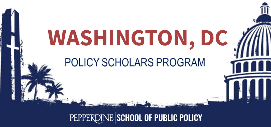 Washington, DC Policy Scholars Program Logo